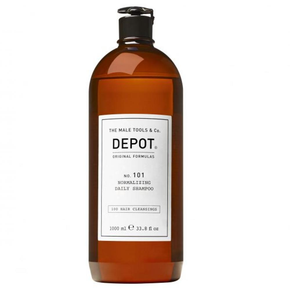 Depot 101 Normalizing Daily Shampoo 1000 ML